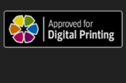 approved for digital printing